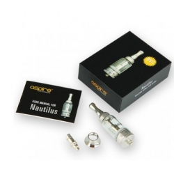 CLEAROMISEUR ASPIRE BDC et BVC NAUTILUS 5ml