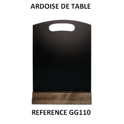 ARDOISE DE TABLE OLYMPIA