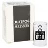 TUBE DE REMPLACEMENT EN PYREX POUR CLEAROMISEUR JUSTFOG Q16