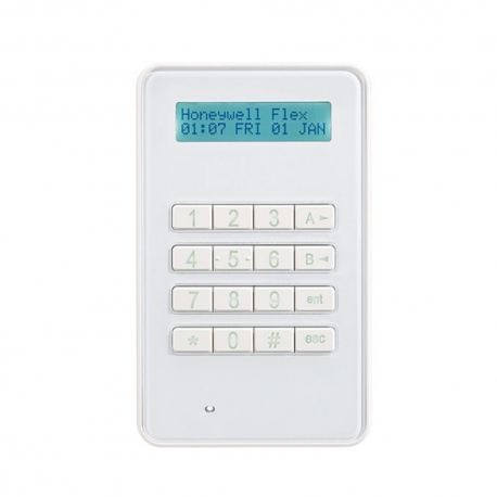 CLAVIER LCD