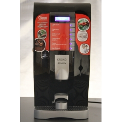 CONCEPT DE DISTRIBUTION DE BOISSONS CHAUDES + MACHINE GRATUITE