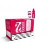 """PACK DE 10 BOOSTER DE NICOTINE 20 MG/ML """"ZE BOOST"""""""