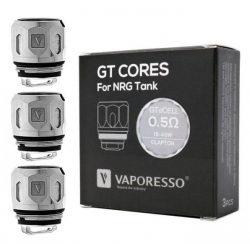 RESISTANCES VAPORESSO NRG GT 0.5 ohm COMPATIBLE LEXICON / TFV8