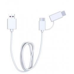 CABLE DE CHARGEMENT USB POUR BATTERIE ISTICK RIM