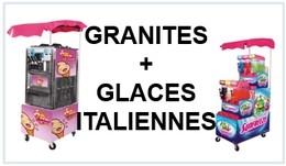 GRANITES ET GLACES ITALIENNES