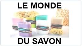 LE MONDE DU SAVON